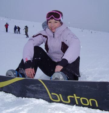 gogle snowboard