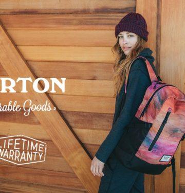plecaki Burton