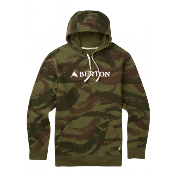 Bluza Burton Classic Mountain Horizontal PO (Brush Camo) W18